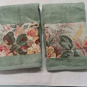 Custom Decorated Hand Towels